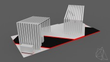 Exhibition Stand | FREE 3D MODELS