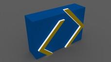 Reception counter | FREE 3D MODELS