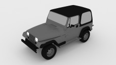 Jeep Wrangler | FREE 3D MODELS