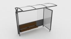 Bus Stop | FREE 3D MODELS