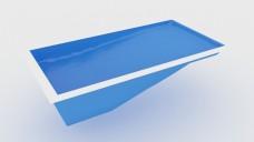 Acrylic Pool | FREE 3D MODELS