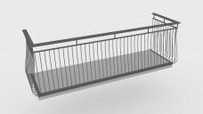 Balcony | FREE 3D MODELS