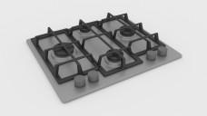 Gas Stove | FREE 3D MODELS