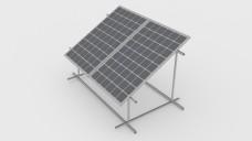 Solar Panel   FREE 3D MODELS