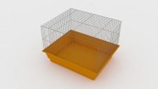 Pet Cage | FREE 3D MODELS