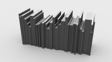 Books | FREE 3D MODELS