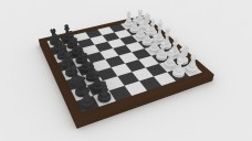 Chess Board Game | FREE 3D MODELS
