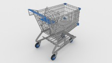 Shopping Cart   FREE 3D MODELS