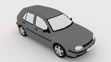 Car   FREE 3D MODELS