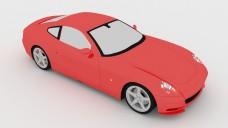 Supercar   FREE 3D MODELS