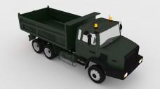 Truck | FREE 3D MODELS
