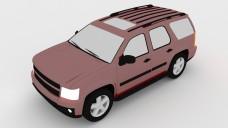 SUV Car | FREE 3D MODELS