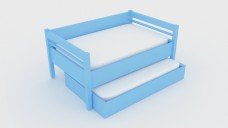 Bunk Bed | FREE 3D MODELS
