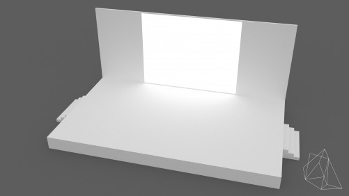 Event Stage | FREE 3D MODELS