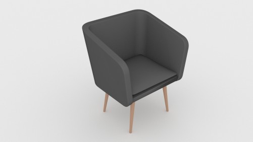Panton Chair | FREE 3D MODELS