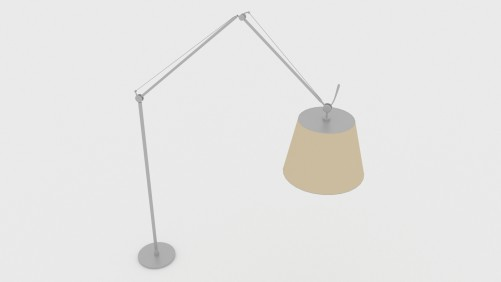 Floor Lamp | FREE 3D MODELS
