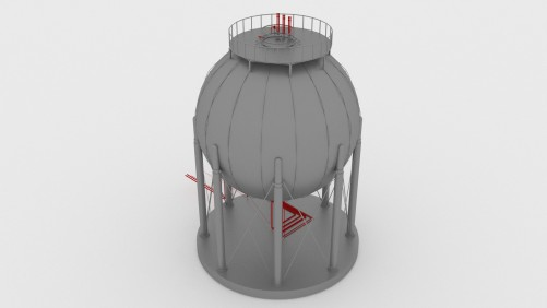 Wind Turbine | FREE 3D MODELS